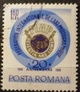 Rumunsko Mi 2712
