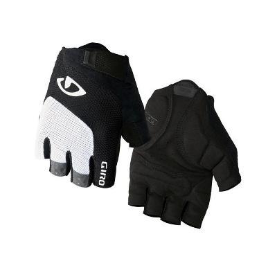 Giro Bravo cyklistické rukavice Black L - černé