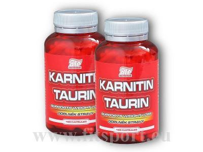 ATP Karnitin Taurin 100 cps