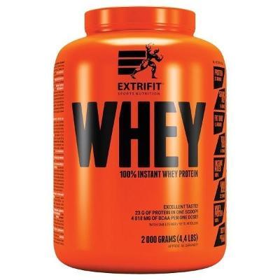 Extrifit 100% Whey Protein 2000 g jahoda