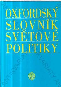 Oxfordský slovník světové politiky Joel Krieger