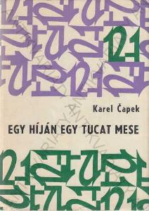 Egy híján egy tucat mese Karel Čapek 1964