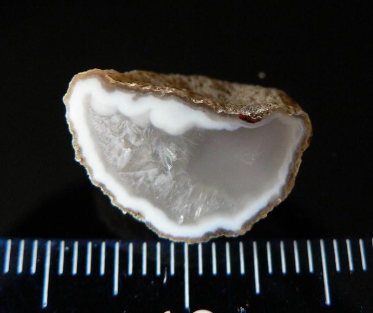 Český achát(gh680) - Minerály a zkameněliny