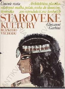 Starověké kultury Předního východu G. Garbini 1971