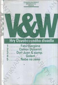 V&W - Hry Osvobozeného divadla V+W ČS 1985