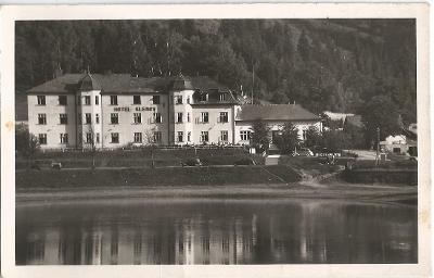 BYSTŘIČKA - Hotel Klenov - Vsetín