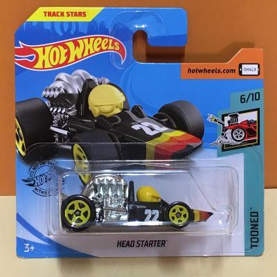 Head Starter - Track Star - Hot Wheels 2020 60/250 (H7-7)