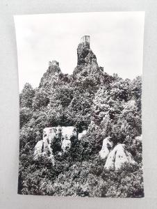 * TROSKY zříc. hradu, Český ráj - okr. Semily
