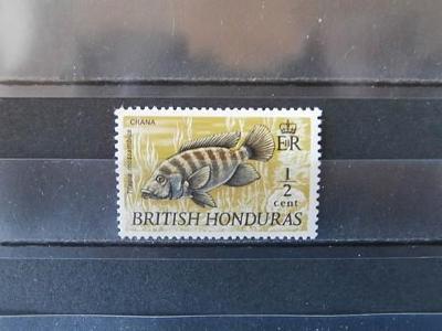 Br. Honduras 1971 **