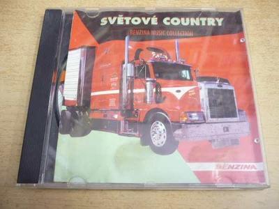 CD SVĚTOVÉ COUNTRY