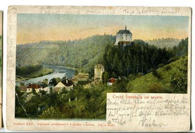 Český Šternberk, Benešov (pošk.)
