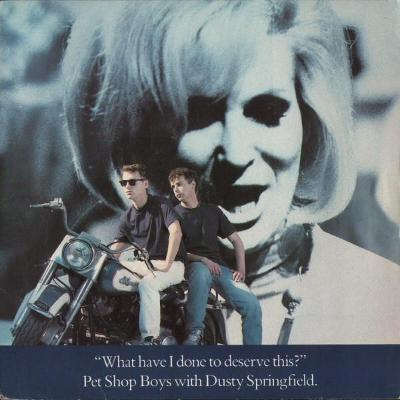 Pet Shop Boys & Dusty Springfield - What Have I Done To Deserve This?