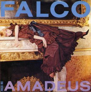 "FALCO - Rock Me Amadeus (7""singl)´1985 TOP HIT"