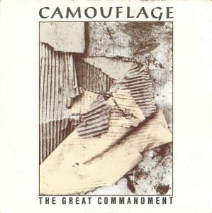 "CAMOUFLAGE - The Great Commandment (7""singl)´1987 TOP HIT"