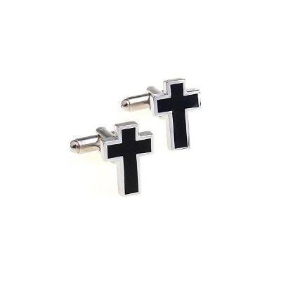 Manžetové knoflíčky farář kříž