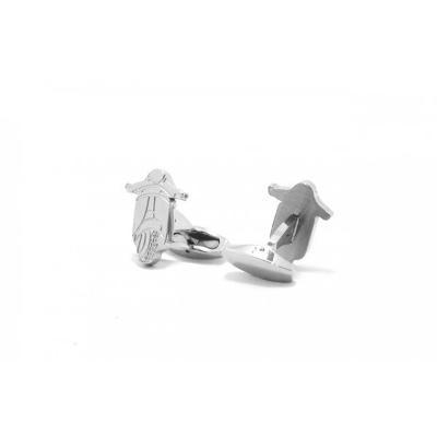 Manžetové knoflíčky ocel Vespa