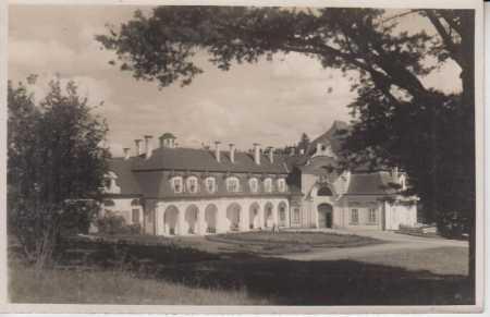 Velké Opatovice- zámek