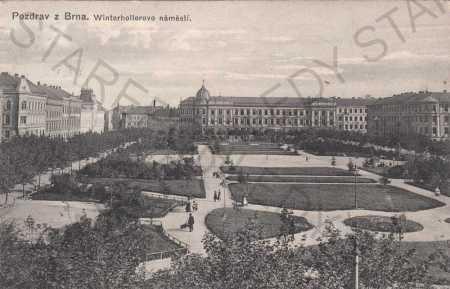 Brno, Winterhollerovo náměstí