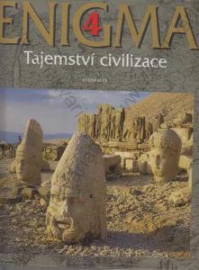 Enigma 4 Tajemství civilizace 2003 Knižní klub