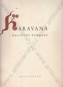 Karavana Hauffovy pohádky 1941