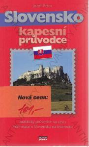 Slovensko kapesní průvodce Jozef Petro 2004