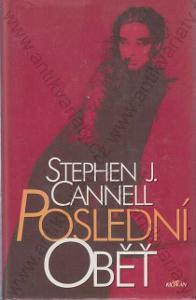 Poslední oběť Stephen Cannell 1998
