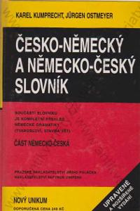 Česko-německý a německo-český slovník 1996
