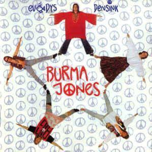 LP- BURMA JONES - Evrýbadys Densink (album) POPRON MUSIC Rec. 1993 NM