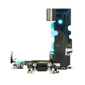 iPhone 8 nabíjecí konektor mikrofon Black