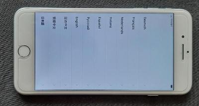 Apple Iphone 7plus 128gb silver