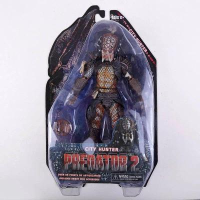 Predator 2 - figurka 18 cm City Hunter