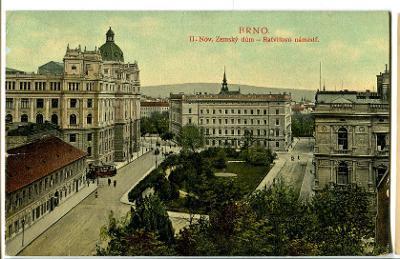 Brno, tramvaj
