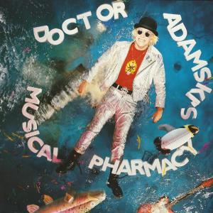 ADAMSKI-DOCTOR ADAMSKI MUSICAL PHARMACY LP ALBUM/EUROPE 1990.