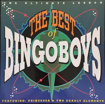 BINGOBOYS-THE BEAT OF BINGOBOYS LP ALBUM/EUROPE 1991.