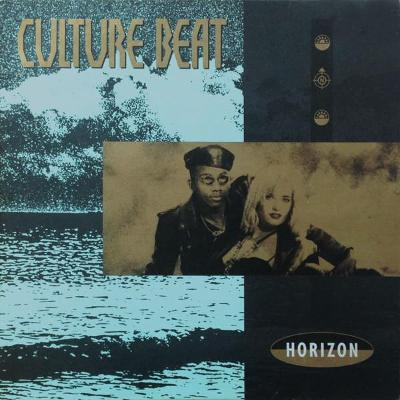 CULTURE BEAT-HORIZON LP ALBUM/HOLLAND 1991.