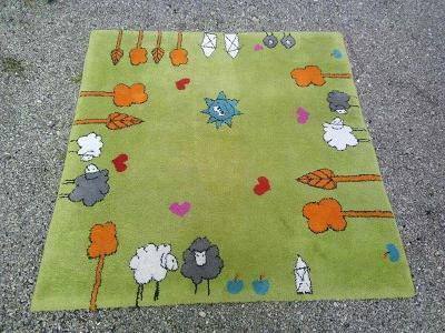 Prodam detsky koberec 120x120cm