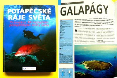 Potápěčské ráje světa Krásná kniha (2006)