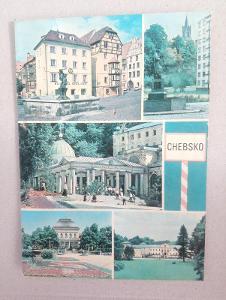 * CHEB, Aš, Mar. a Frant. lázně, Kynžvart - Slavkovský les CHKO