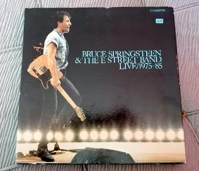 BRUCE SPRINGSTEEN & THE E-STREET BAND - Live 1975-85 - 3XMC BOX - 1986