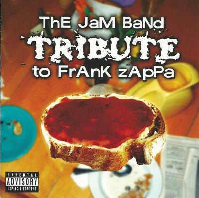 CD JAM BAND - A TRIBUTE TO FRANK ZAPPA zapečetěné