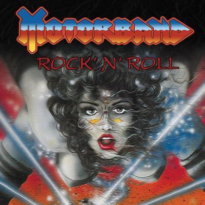 Motorband - Rock 'n' Roll - Reedice 2020 (limitovaná edice)
