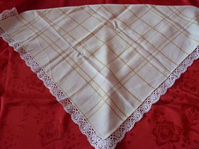 Kroj vlněný šátek