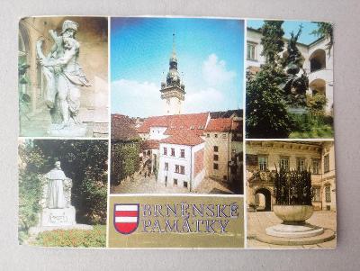 * BRNO - Nová a Stará radnice