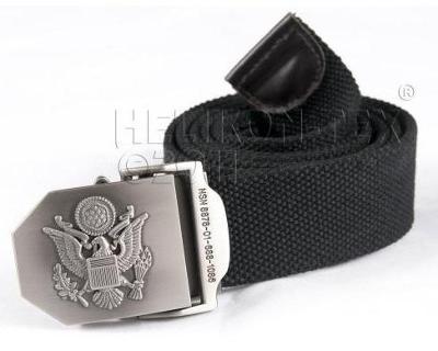 USarmy opasek HELICON-TEX barva black CAT.No.PS-ARM-CO-01 pas až 140cm