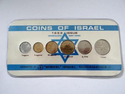 1968 - SADA MINCÍ IZRAEL