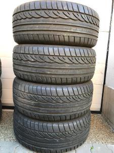 Dunlop Sp Sport 255/55 R18 103Y 4Ks letní pneumatiky