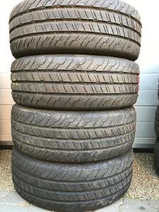 Continental Vanco 225/55 R17C 4Ks zátěžové pneumatiky