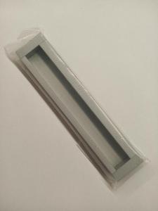 Hettich Úchytka NIDUM L175/160 eloxovaný hliník