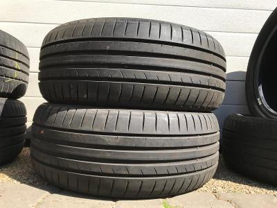 Dunlop Sport Blueresponse 205/55 R16 91V 2Ks letní pneu