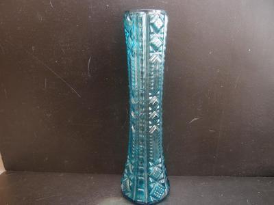 tyrkysová váza, top stav
